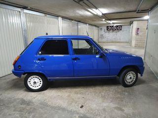 Renault 5 GTL año 1983