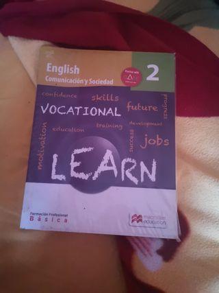 Libro de Inglés Formación profesional básica