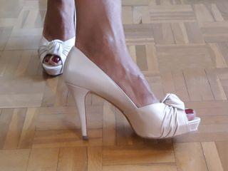 zapatos novia, fiesta