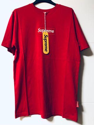 Camiseta Supreme nueva