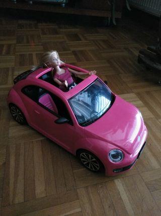 Barbie Volkswagen Beettle. Modelo BJ37.