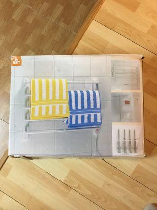 Calentador y secador de toallas