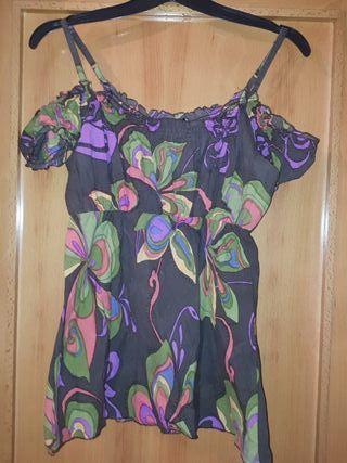 Camiseta/Blusa Natura