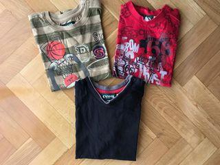 Camisetas niño Canada House talla 3