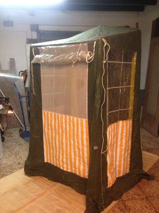 Cocina auxiliar camping/ caravana dayfer