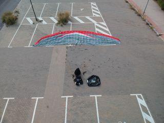 OFERTA!! Equipo completo de vuelo de Paramotor