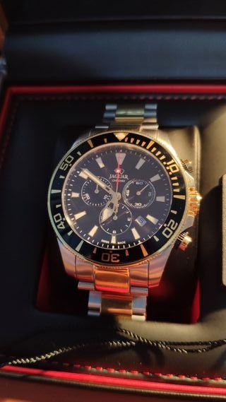 Reloj Jaguar nuevo modelo J862/2 Executive