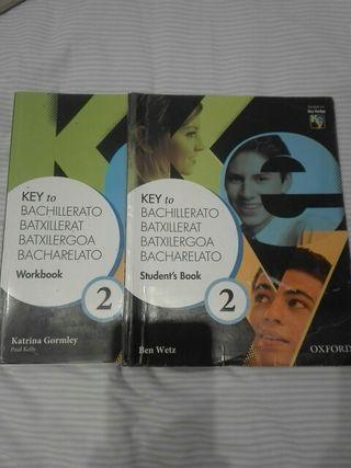 libro texto ingles 2° Btx