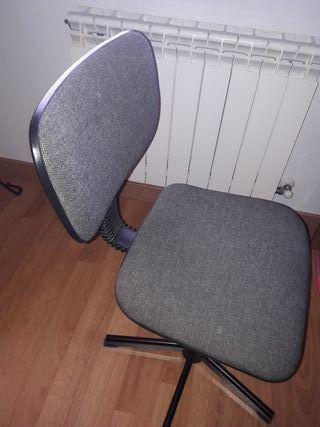 2 silla de ruedas de escritorio mesa oficina