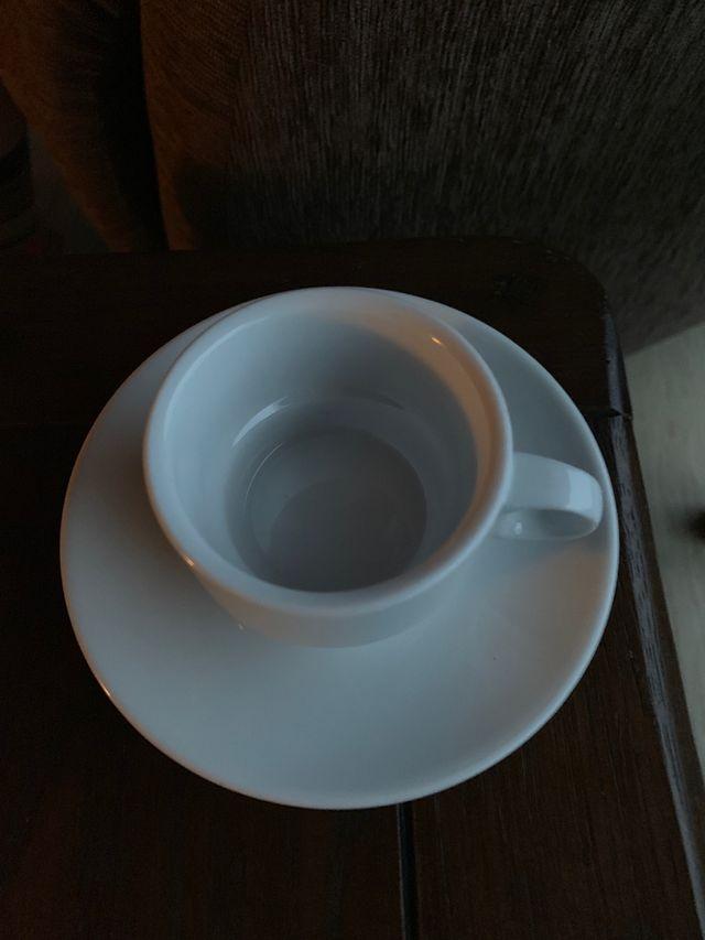 12 tazas de café moka