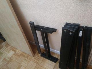 Caballete IKEA + Tabla REGALO
