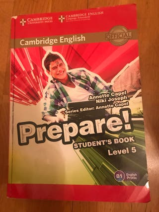 9781107482340 prepare Cambridge English