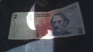 billete dos mil pesetas