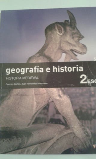 GEOGRAFÍA E HISTORIA 2 ESO