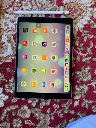 iPad Pro 10.5' Space grey 256GB