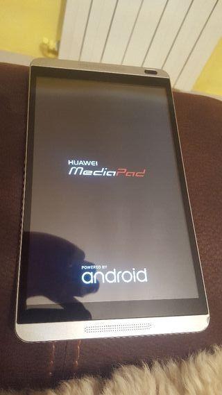 Tablet Huawei 4G (con SIM)