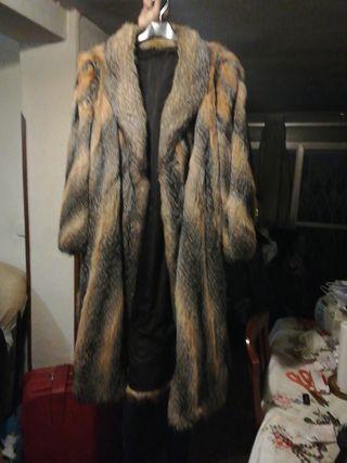 abrigos vison y pret a porter