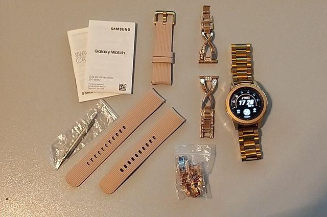 Reloj Smartwatch Samsung Galaxy Watch 42 mm LTE 4G