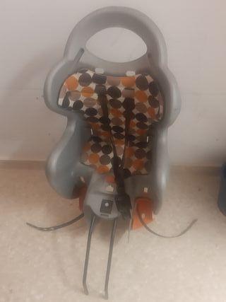 asiento de bicicleta para bebe
