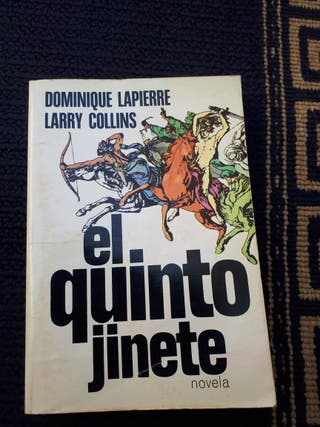 LIBRO,El QUINTO JINETE