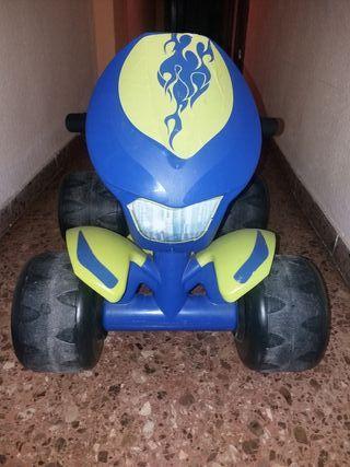 quad niño/a