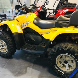 CAN-AM 650 XT MAX BOMBARDIER