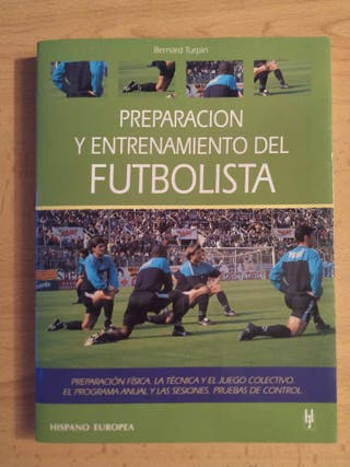 Preparación y entrenamiento del futbolista