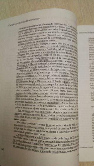 Libro Historia Económica Universidad