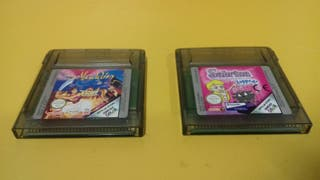Game Boy Color ( Lote)