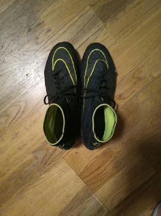 Botas de calcetín de fútbol Nike