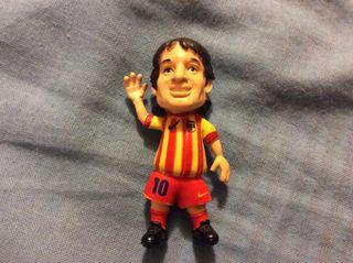 Figurita de Messi