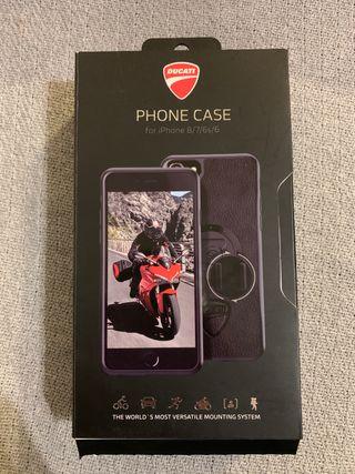 Carcasa Ducati para iphone