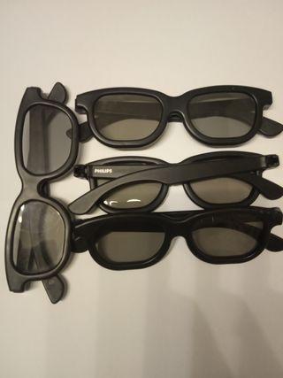 Gafas TV 3D Phillips