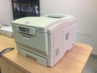 Impresora laser color Oki C3200