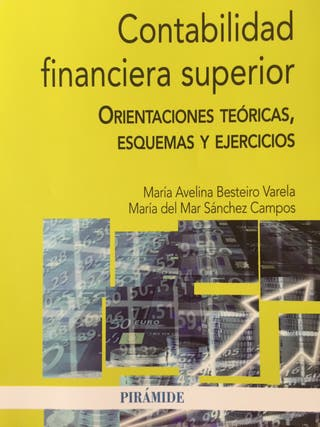 Contabilidad financiera Superior UNED
