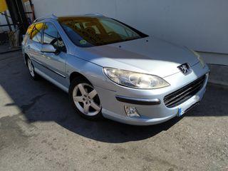 Mono En contra sabiduría  Peugeot 407 de segunda mano en la provincia de Madrid en coches WALLAPOP -  Página 7