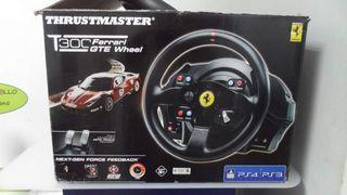 Volante Thrustmaster T300 Ferrari