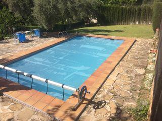 Aumente la temperatura de su piscina,mantas!