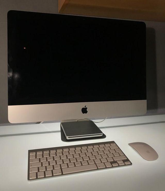 ordenador Apple. imac finales 2013. IMPECABLE