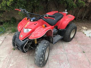 Quad Adly 50cc para reparar