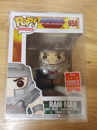 Funko Pop Ram Man + protector