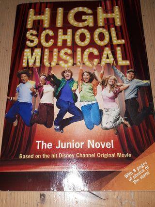 Libro en inglés High School Music
