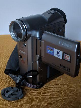 Cámara DV vídeo Canon MV6i