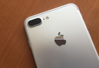 iPhone 7 Plus plata