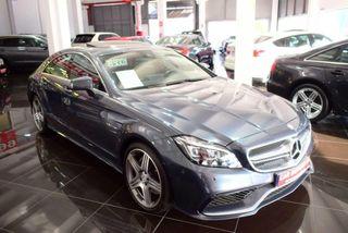 Mercedes Clase CLS CLS 63 AMG 4M Aut. Coupe, 4 A7 5461ccm 410/557CV