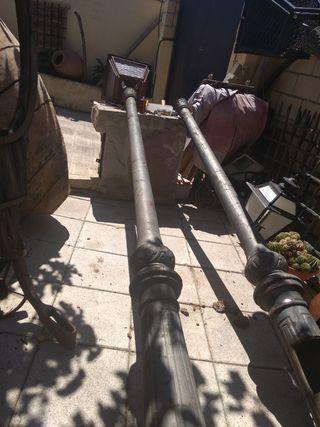 farolas de hierro fundido