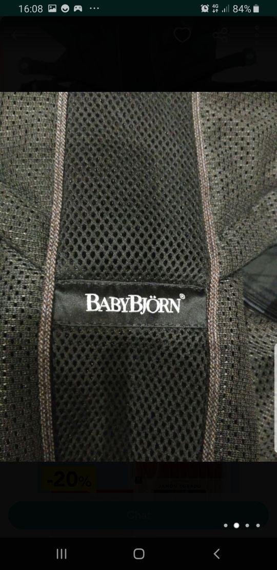 portabebe babybjorn miracle mesh