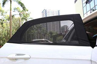 Malla para cristales traseros de coche