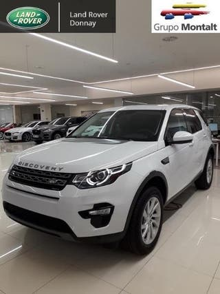 LAND ROVER Discovery Sport 2.0L TD4 110kW 150CV 4x4 SE
