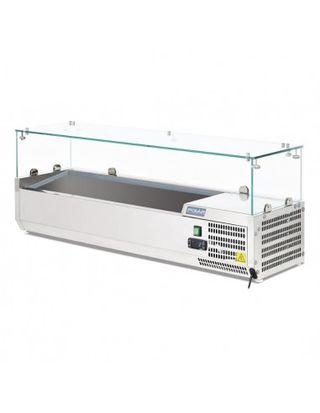 Vitrina frigorífica para ingredientes polar 5 cube